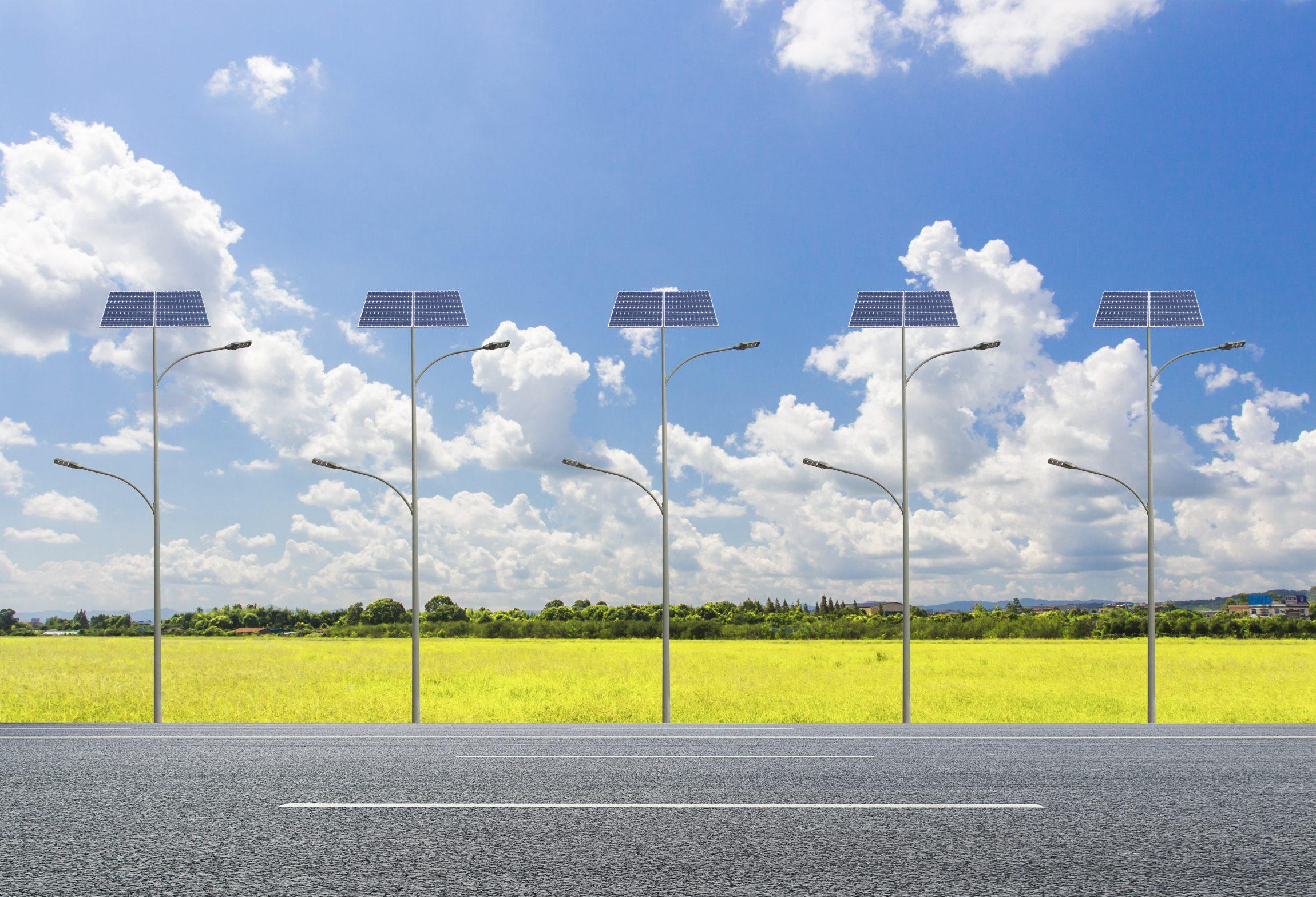 Brite Solar LED Lighting
